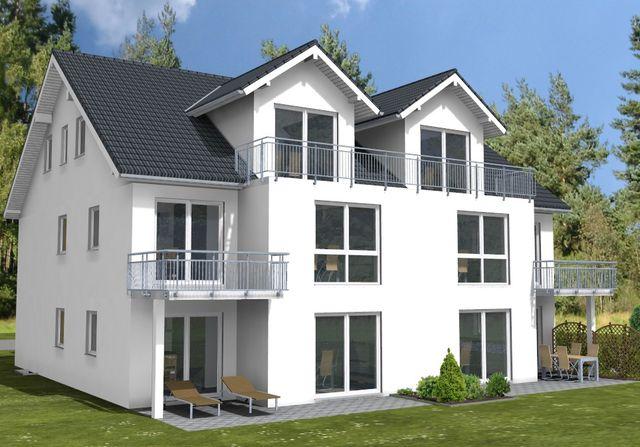 mehrfamilienwohnhaus in bonn. Black Bedroom Furniture Sets. Home Design Ideas